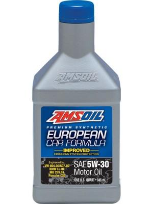 AMSOIL European Car Formula 5W-30 Improved ESP Synthetic Motor Oil (GALLON)