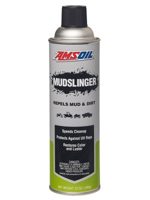 AMSOIL Mudslinger® - Repels Mud, Dirt and Snow
