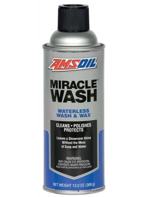 AMSOIL Miracle Waterless Wash and Wax Spray (15oz.)