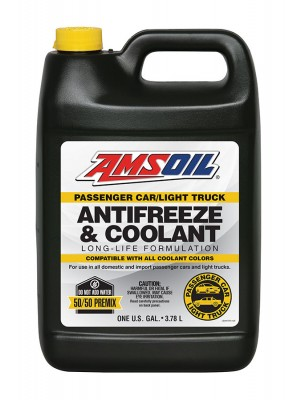 AMSOIL Passenger Car & Light Truck Antifreeze & Coolant (GALLON)