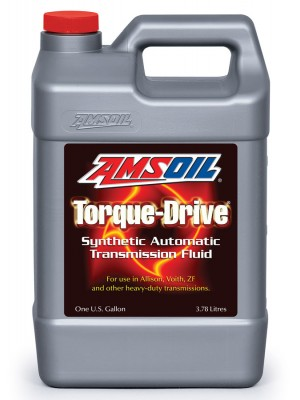 AMSOIL Torque-Drive Synthetic Automatic Transmission Fluid (GALLON)