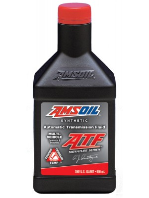 AMSOIL Signature Series Multi-Vehicle Synthetic Auto Trans Fluid (2.5 GALLON)