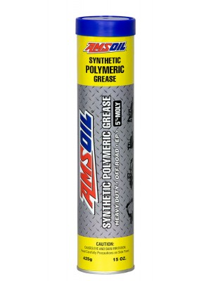 AMSOIL Synthetic Polymeric Off-Road Grease, NLGI#1 (15oz. cartridge)