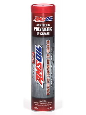 AMSOIL Synthetic Polymeric Truck, Chassis and Equipment Grease, NLGI #2 (14oz. cartridge)