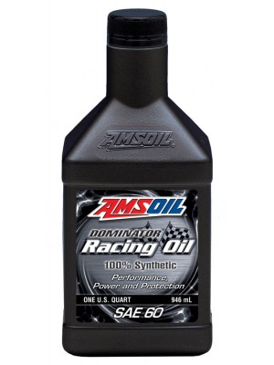 AMSOIL DOMINATOR® SAE 60 Racing Oil (QT)