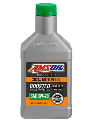 AMSOIL XL 0W-20 Synthetic Motor Oil (QT)