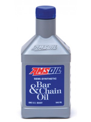 AMSOIL Semi-Synthetic Bar and Chain Oil (QT)