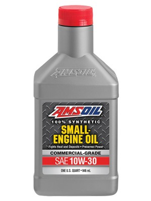 AMSOIL 10W-30 Synthetic Small Engine Oil (QT)