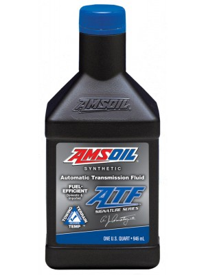AMSOIL Signature Series Fuel Efficient Synthetic Auto Trans Fluid (QT)