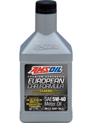 AMSOIL European Car Formula 5W-40 Classic ESP Synthetic Motor Oil (GALLON)