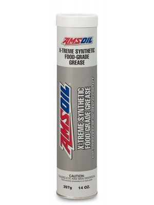 AMSOIL X-Treme Synthetic Food Grade Grease (14oz. Cartridge)