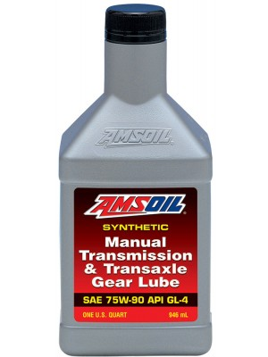 AMSOIL Manual Transmission & Transaxle Gear Lube 75W-90 (QT)