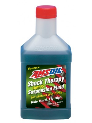 AMSOIL Shock Therapy Suspension Fluid #5 Light (QT)