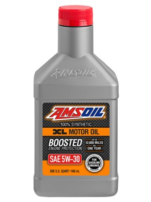 AMSOIL XL 5W-30 Synthetic Motor Oil (GALLON)