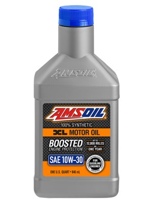 AMSOIL XL 10W-30 Synthetic Motor Oil (QT)