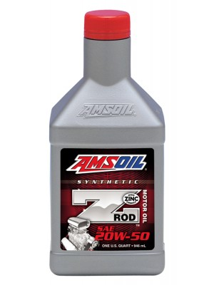 AMSOIL Z-ROD® 20W-50 Synthetic Motor Oil (QT)